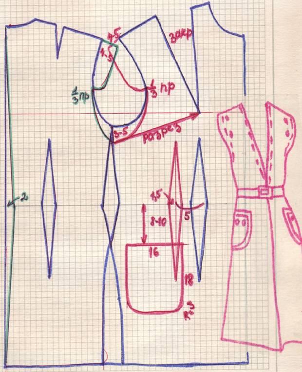 Permalink to Модные фасоны теплых сарафанов. Схема вязания изделий на спицах. Скачать выкройку черного вечернего
