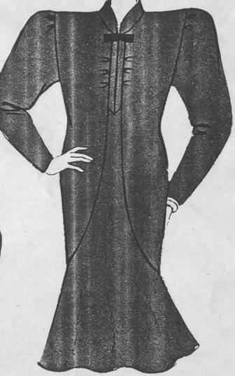 фасон платья для полных женщин