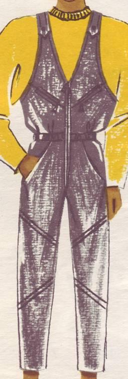 комплект для мальчика-подростка фасон и выкройка