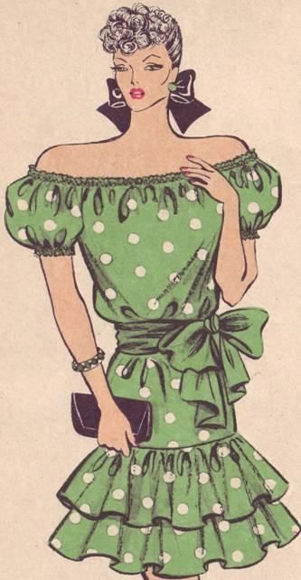 фасон платья с фонариком на основе фонарика