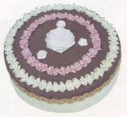 изготовление игрушки-подушки торт