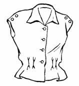 Основа блузки в Уфе